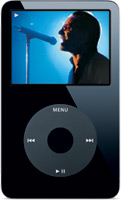 Bono on the video iPod